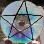 [Pentacle Compact Disc]